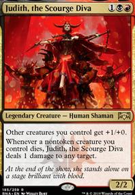 Jlk S Judith Game Knights 23 Commander Edh Mtg Deck