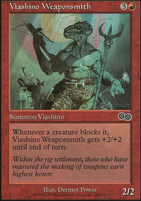 Viashino Weaponsmith
