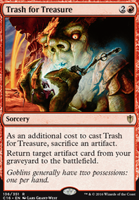 Trash for Treasure