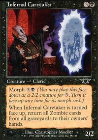 Infernal Caretaker