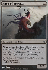 Hand of Emrakul