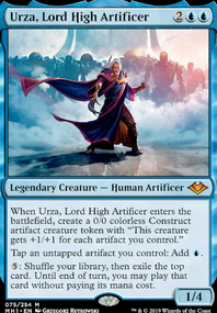 Urza, Lord High Artificer cEDH *Primer* (Commander / EDH MTG