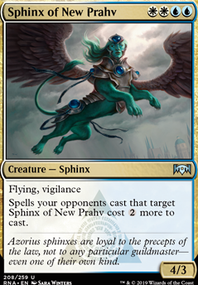 Sphinx of New Prahv