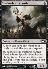 Jlk S Shadowborn Apostle L Game Knights 18 Commander Edh