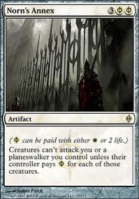 LIST] EDH STAX Cards (Commander / EDH MTG Deck)