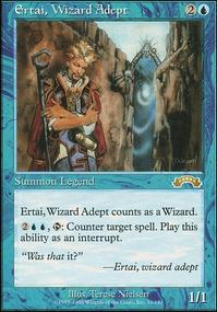 blue wizard control edh commander edh mtg deck