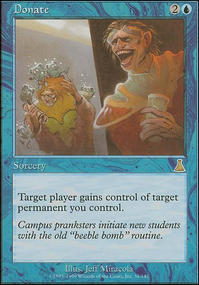 Endless Possibilities Show Yourself Out Casual Mtg Deck