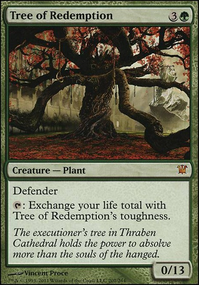Tree of Redemption