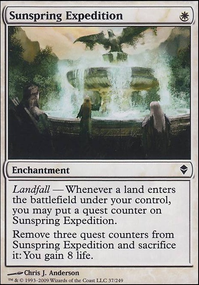 Sunspring Expedition
