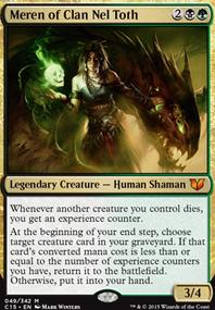 Golgari Cards