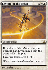 Leyline of the Meek