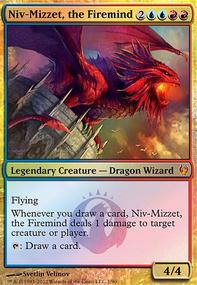 firemind edh commander edh mtg deck