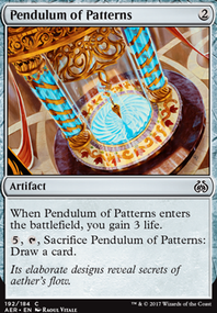Pendulum of Patterns