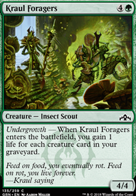 Kraul Foragers