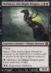 Skithiryx, EDH's Plague (your friends will hate!) (Commander