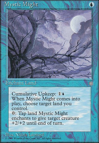 Mystic Might