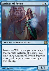 Form of... Hexproof? (or whatever) (RTR-THS Season (Standard MTG Deck)