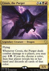 Unpredicted Grixis (Commander / EDH MTG Deck)