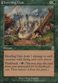 Howling Gale