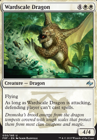 Wardscale Dragon