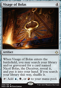 Visage of Bolas