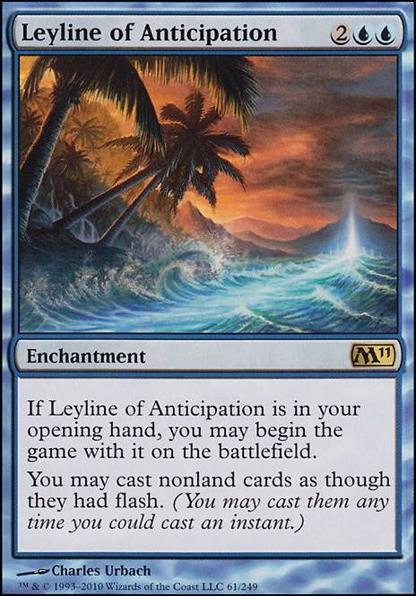 Leyline of Anticipation