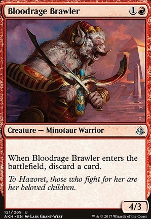 Bloodrage Brawler