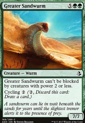 Greater Sandwurm