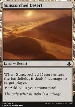 Sunscorched Desert