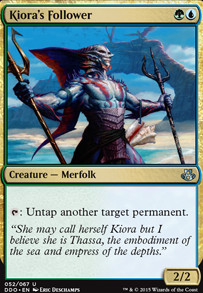 Kiora Born Of The Gods