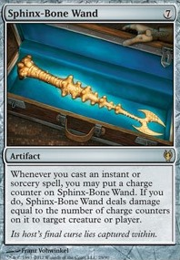 Sphinx-Bone Wand