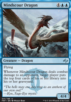 Mindscour Dragon