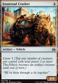 Irontread Crusher