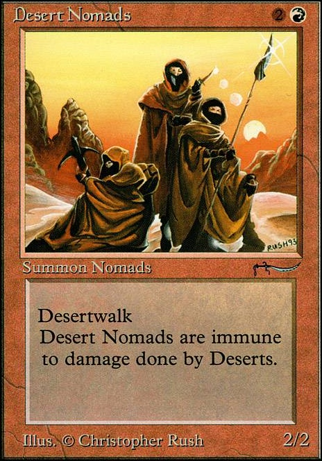 MTG Singles Sunscorched Desert | Decked Out Gaming