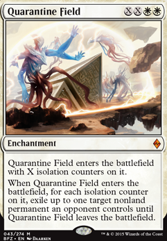 Quarantine Field