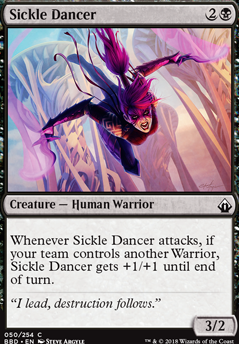 Sickle Dancer