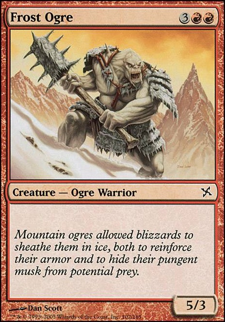 Frost Ogre