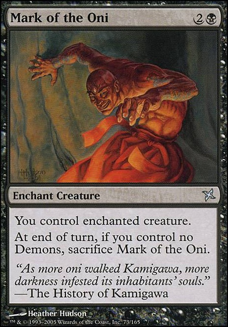 Mark of the Oni