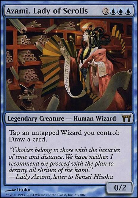 4 PreCon PLAYED Sapphire Medallion Artifact C14 Commander 2014 Mtg Magic Rare