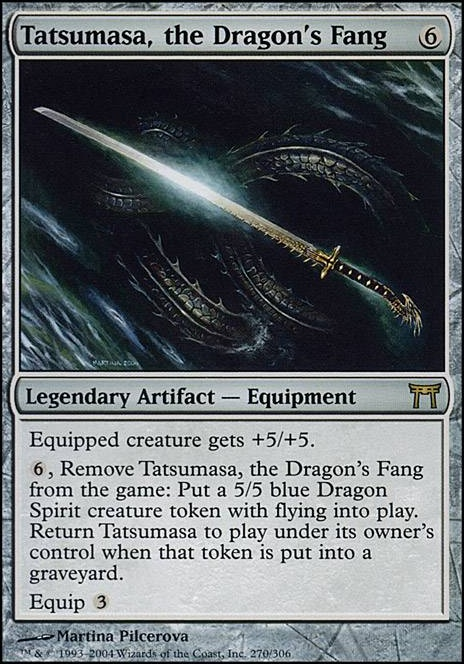 Tatsumasa, the Dragon's Fang
