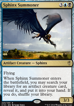 Sphinx Summoner