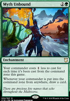 SorryNotSorry (Commander / EDH MTG Deck)