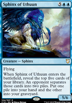 Sphinx of Uthuun