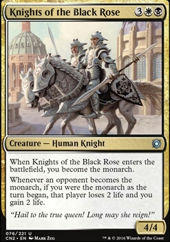 Knights of the Black Rose