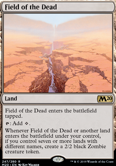 Field of the Dead