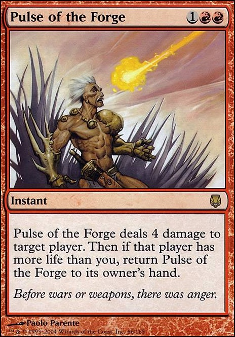 Pulse of the Forge