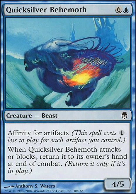 Quicksilver Behemoth