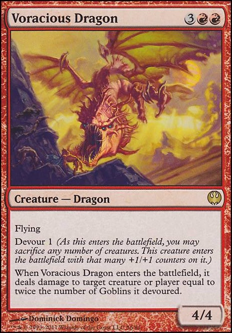Voracious Dragon