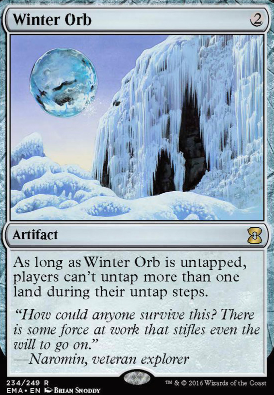 Winter Orb
