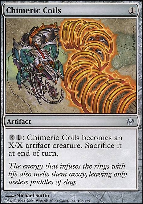 Chimeric Coils